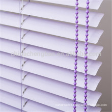 New design elegant purple aluminum venetian blinds