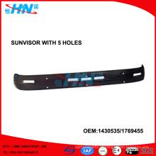 Peças para carroçaria SCANIA Sun Visor 1430535 1769455
