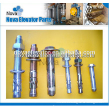 Elevator Anchor Bolt, Elevator Gecko, Lift Fastene for Elevator Installation