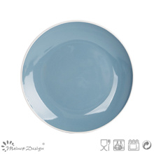 "7.5""Glazing Dessert Plate Classical Hot Selling"