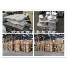 Dessin en profondeur Disque en aluminium 1050 1060 1070 1100 3003 O H14 pour cuisine