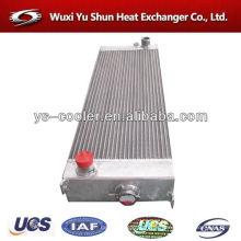 Prix de radiateurs d'eau en aluminium personnalisables à haute performance et haute performance