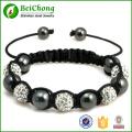 Armure de shambala Crystal Bead bracelets bracelet