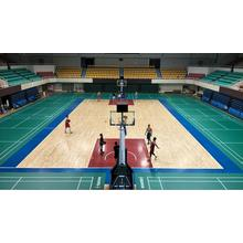 Vinyl Badminton Court Mat Sports Flooring