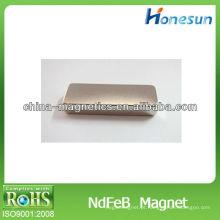bloco fortes ímãs de ndfeb motor de neodímio N48