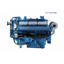 12 Cylinder. Shanghai Diesel Engine for Generator Set. Sdec Engine. 680kw