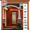 Finished Oak Fiberglass Prehung Front Door
