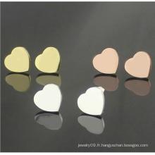 Bijoux en acier inoxydable Fashion Earring Gifts (hdx1148)