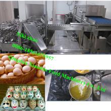 Eierabscheider für Plätzchen Fabrik / Ei Brechen und Trennmaschine