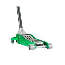 Voiture de levage rapide en aluminium de voiture de pompe de plancher de course en aluminium de plancher de 1.5Ton de profil bas
