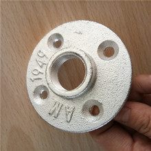 malleable pipe fitting flanges 1 inch
