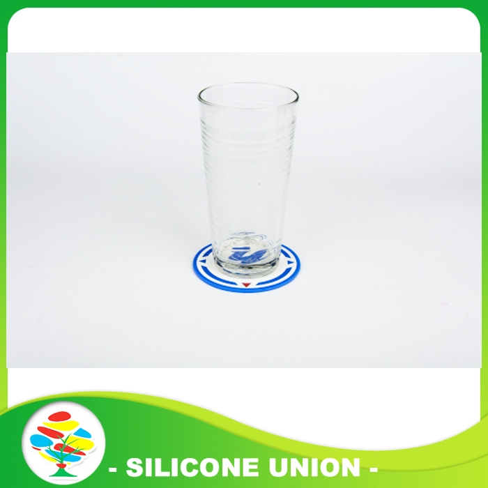 Hot Resistant Silicone Glass Cup Coaster