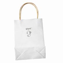 Kraft Paper Shopping Bag for Shopping