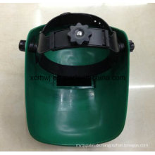 China Special Style Schweißen Helme in Ce, hohe Qualität, konkurrenzfähiger Preis. Ce zugelassener flammhemmender ABS-Stirnband-Schweißhelm, Stirnband-Schweißhelme