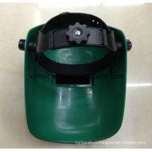 Китай Специальный стиль сварки шлемы в Се, высокое качество, конкурентоспособные цены. Ce Approved Flame Retardant ABS Headband Welding Helmet, Shelder Weld Helmet