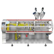 Horizontal Small Sachet Liquid Powder Filling Machine