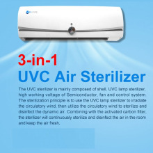 Home Use Portable Low Noise Room Air Purifier