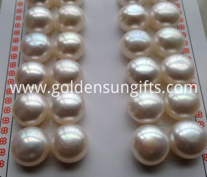 Half Hole Matched pearls Beads