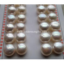 Supramaximal Freshwater Matched Pearls Beads with 12.5-13MM
