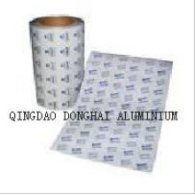 aluminium foil for medicine packaging