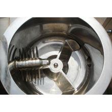 Granulador de mezcla de alta velocidad de la serie de 2017 GHL, máquina de mezcla de los SS, mezclador horizontal de las pastas