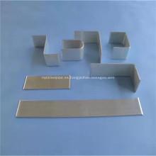 Tubo de calor de agua de aluminio superconductor compuesto