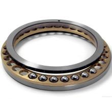 Rolamentos de impulso de latão da gaiola / rolamentos de esferas de pressão 517 / 1720V