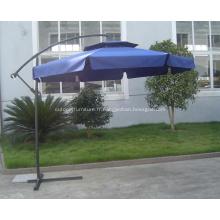 Vente chaude Noël Aluminium extérieur parasol