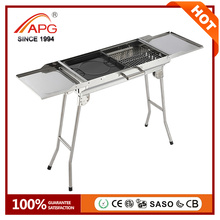 2017 Smokeless Portable Charcoal BBQ Grill
