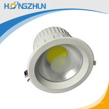 Cob de lúmen 20w levou para baixo luz de alta potência levou downlight lâmpada