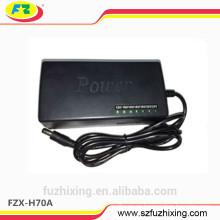 Adaptador de corriente universal para portátil 70W