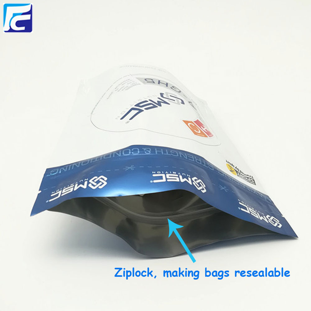 laminated multiple layer plastic bag