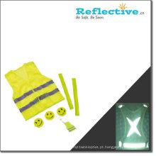 Kit de segurança reflexiva com CE En13356