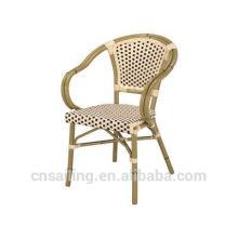 Роскошная прочная легкая чистка алюминиевого косметического кресла