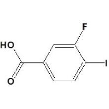 3-Fluoro-4-Iodobenzoic Acidcas No. 825-98-9