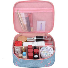 Multi-function Travel Makeup Cosmetic Case Organizer