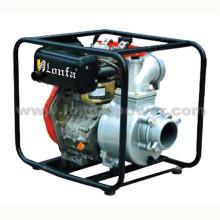 Bomba Anditgier Bomba de agua del motor diesel del impulsor simple de 4 pulgadas