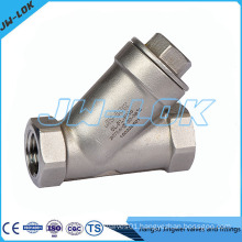Stainless steel &Brass Y type strainer
