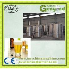 Vollständige Bierverarbeitungsausrüstung