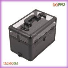 Top Acrylic Lids Fashion Style Manicure Travel Case (SACMC094)