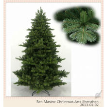 PE Outdoor artificial christmas tree ornaments