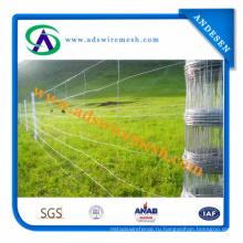 Оцинкованный забор из проволочной сетки для овец / фермы / поля / оленя (горячая продажа и заводская цена)