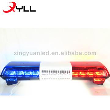 LED Lightbar LED Safety Lightsled emergency vehicle strobe lights with PA system