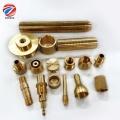 Präzisionsbearbeitungsservice für CNC-Metall-Messing-Aluminiumteile