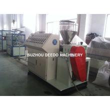 Máquina de extrusión de trunking de alambre de PVC