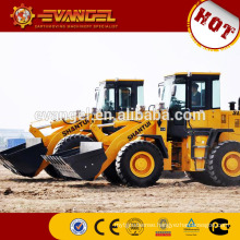 Shantui transmission 3ton wheel loader sand loader for sale one year warranty