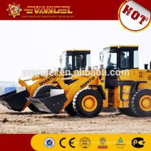 Shantui transmissão 3ton carregadeira de rodas carregador de areia para venda garantia de um ano