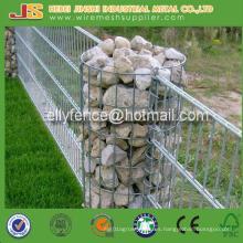 200G / M2 recubrimiento de zinc Decoración Galvanizado Gabions