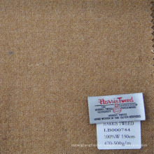 running stock tweed fabric