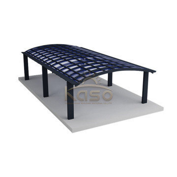 Metal Kit Iron Import Holz Carport Material